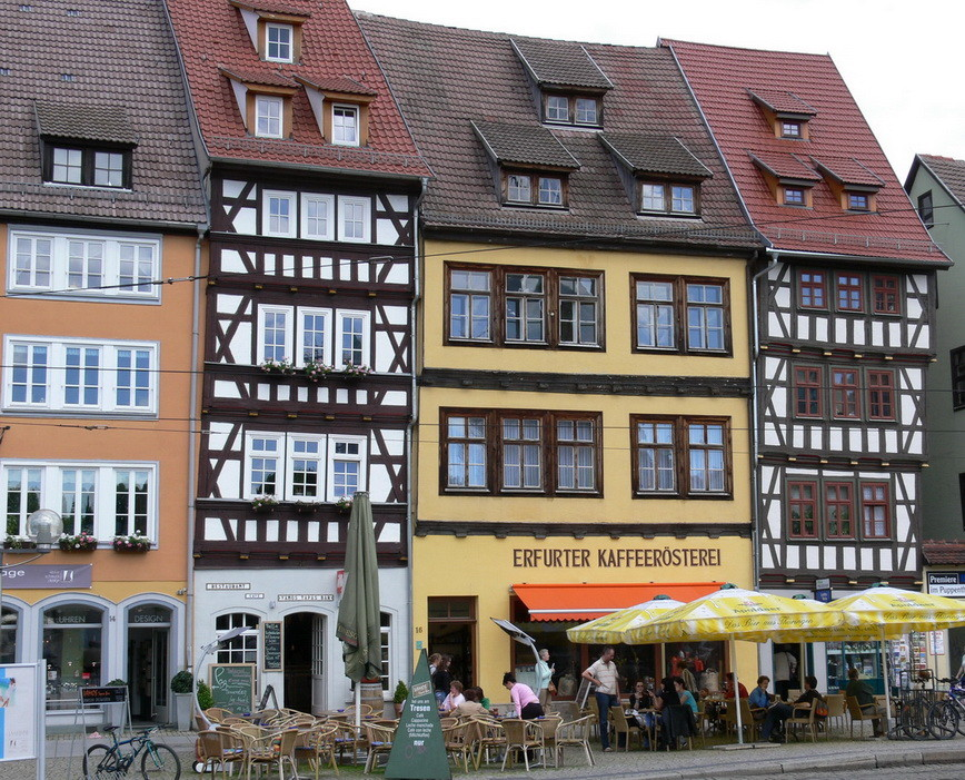 5                             Stippvisite in Erfurt