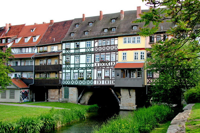 12                             Stippvisite in Erfurt