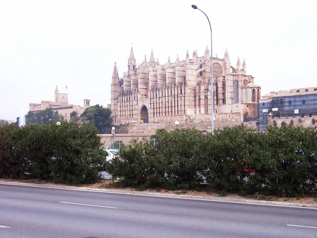 "3                die Cathedrale von ""Palma de Mallorca"""