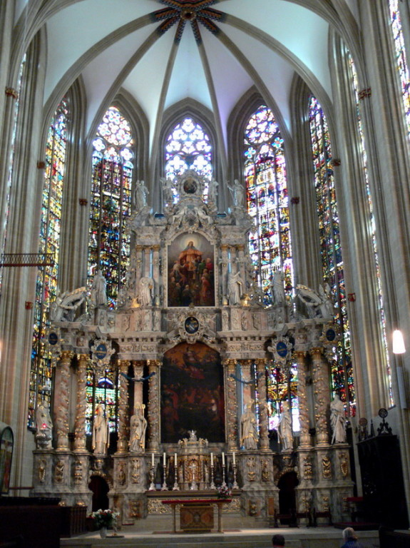 1 1                            Stippvisite in Erfurt