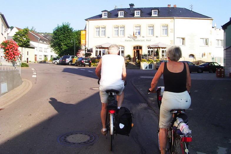 """3                      unser Hotel """"Nitteler Hof"""""""