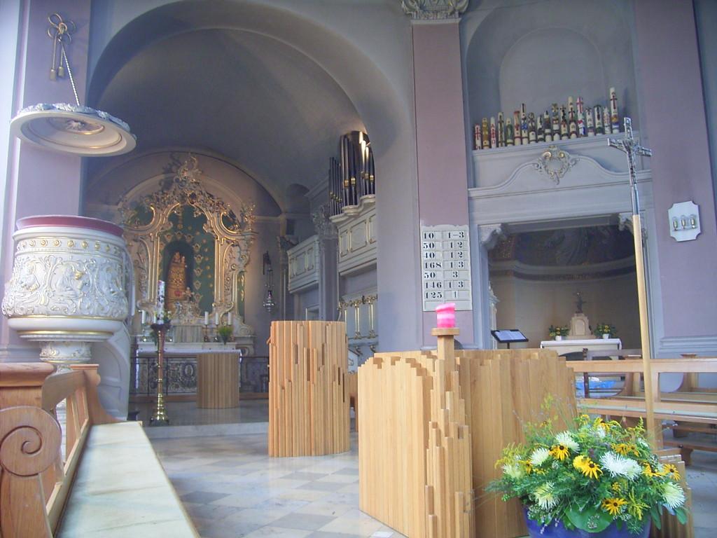 "15                       Kapelle ""Haus Dyckburg"""