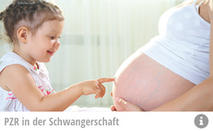 Um das Baby zu schützen, ist die PZR während der Schwangerschaft besonders wichtig. (© yanlev - Fotolia.com)