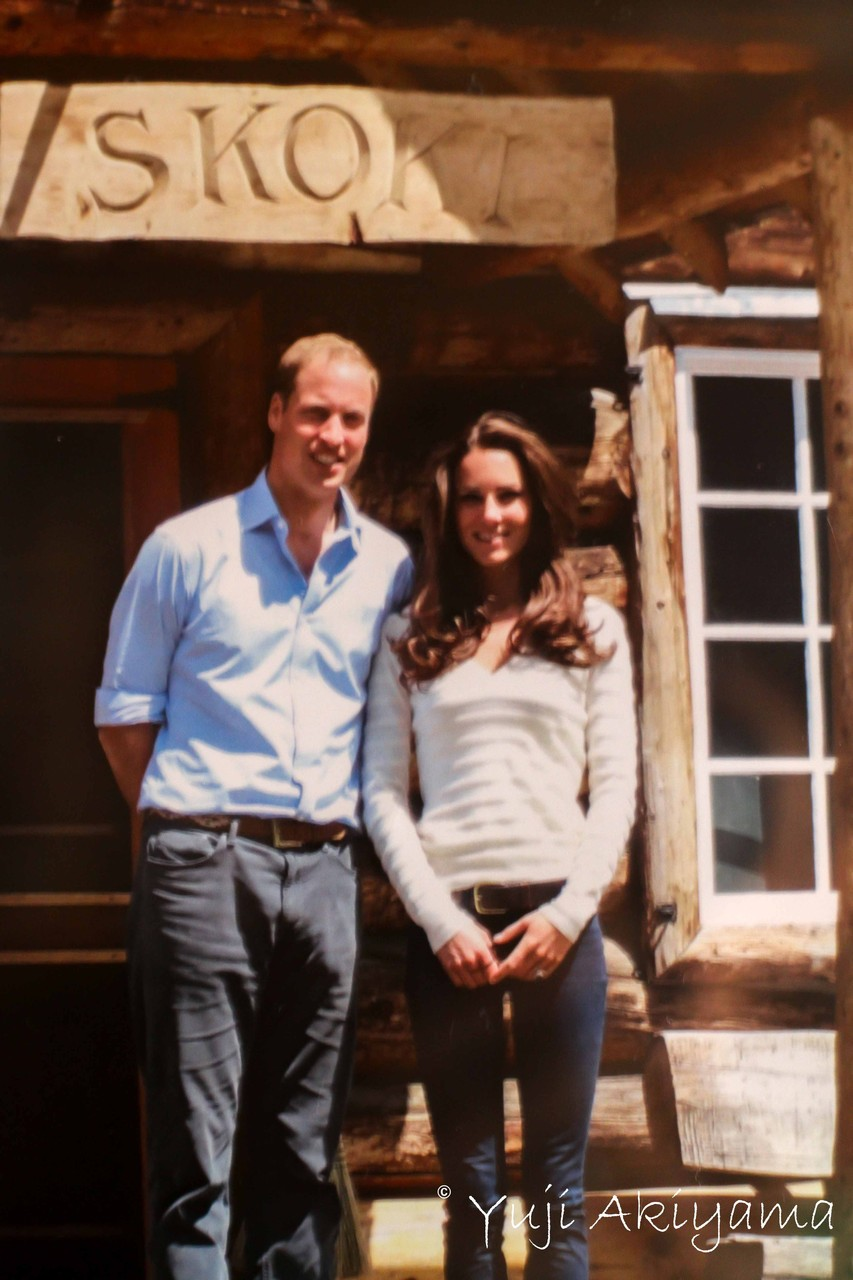 英国のロイヤル・ファミリー、ウィリアム王子、ケイト夫妻もお忍びで滞在したことがある