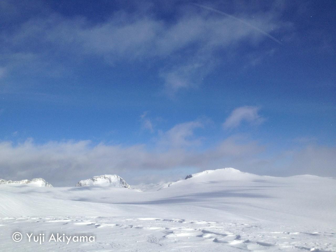 イルシルエット氷河