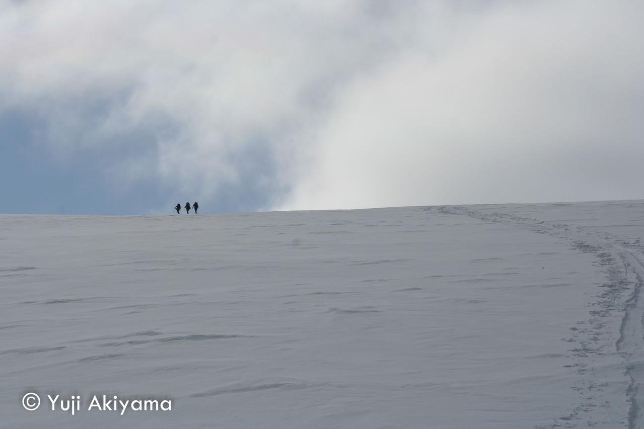 カナナスキス フレンチ氷河