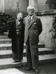 創立者 羽仁ご夫妻