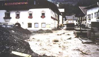 Überschwemmung 1985