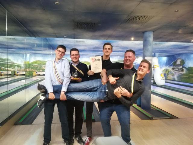 12. Interkorporatives Bowlingturnier