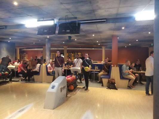 13. Interkorporatives Bowlingtunier
