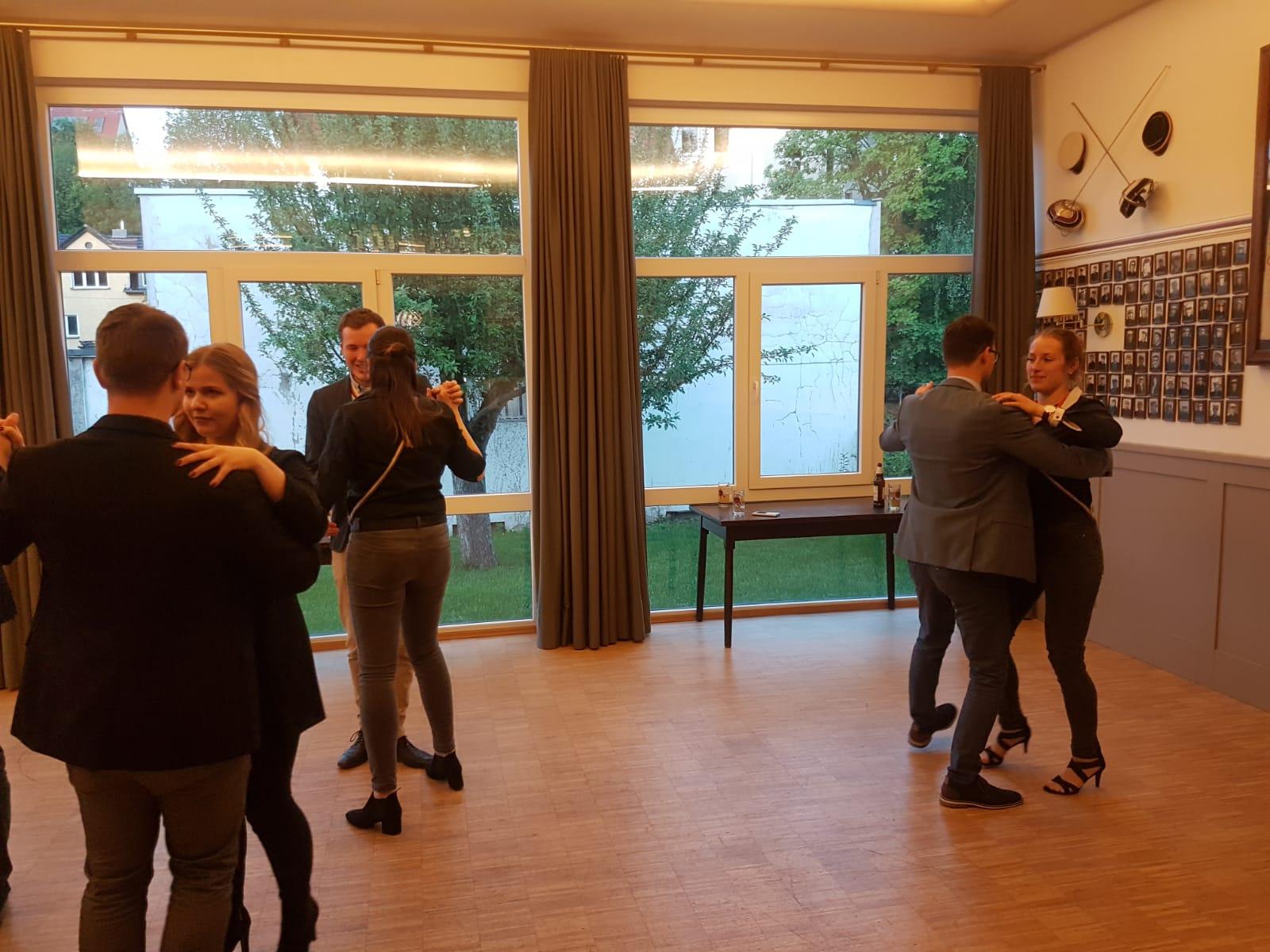 Tanzkurs bei B! Germania