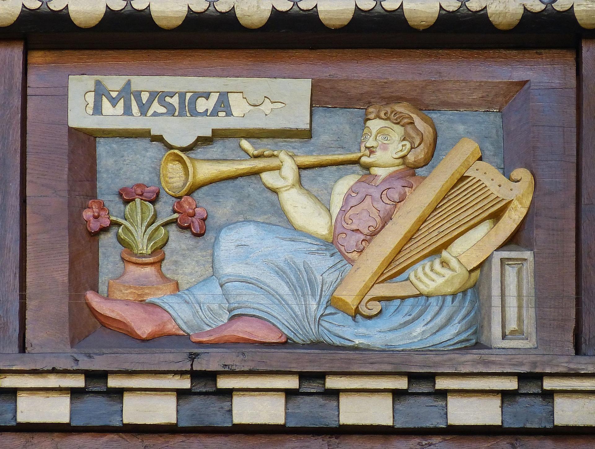 ... sine musica nulla vita ...