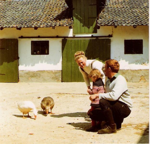 Marianne u. Hubertus Pfahl (1970)