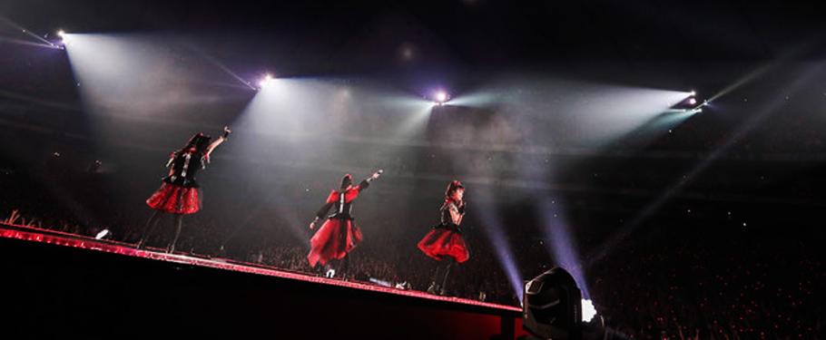 babymetal live at tokyo dome setlist