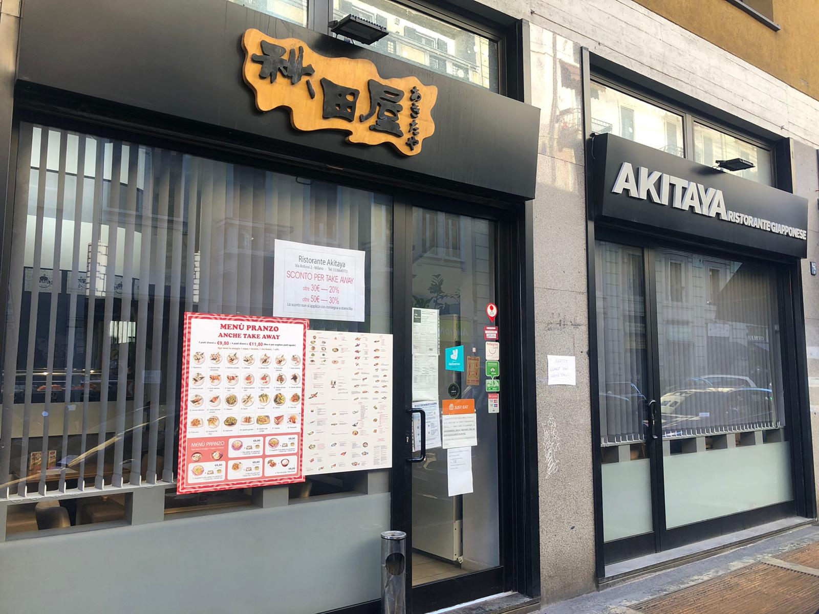 Ristorante Giapponese Akitaya - Milano