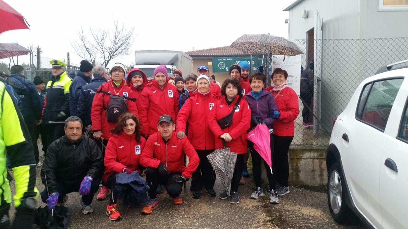 San Pietro di Legnago - 37^ Caminada ai Casoni