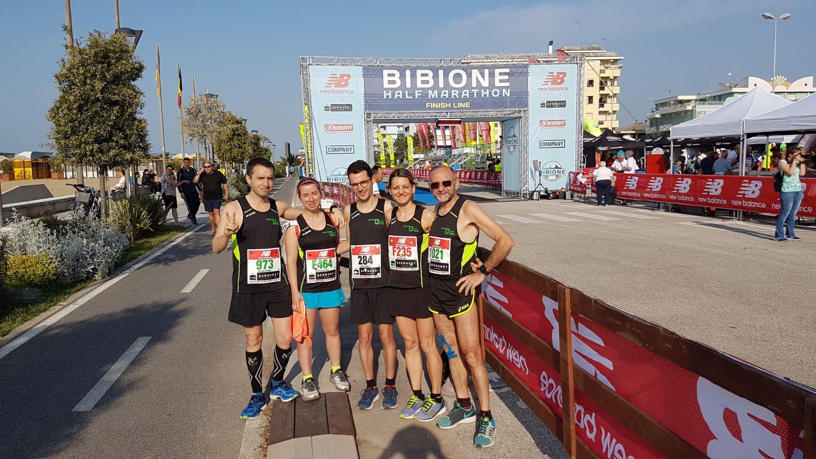 """Bibione (VE) -  3^ """"Bibione Half Marathon"""""""