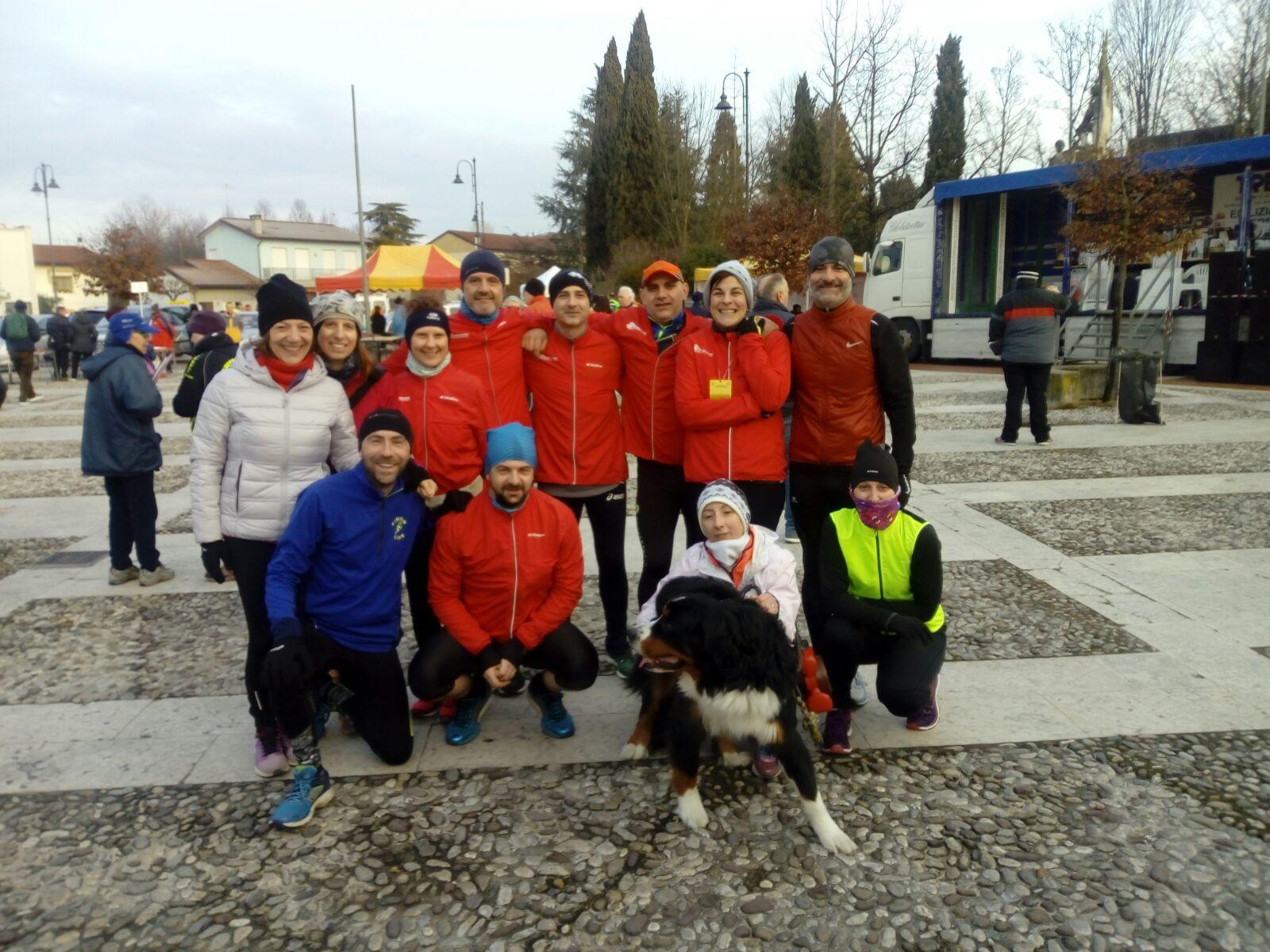 Povolaro (VI) - 44^ Marcia del Redentore