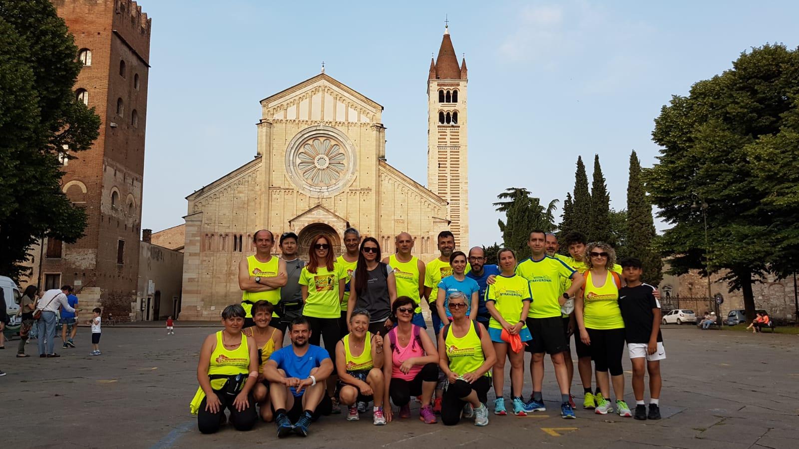 """Verona - 24^ """"El giro dell'Adese"""