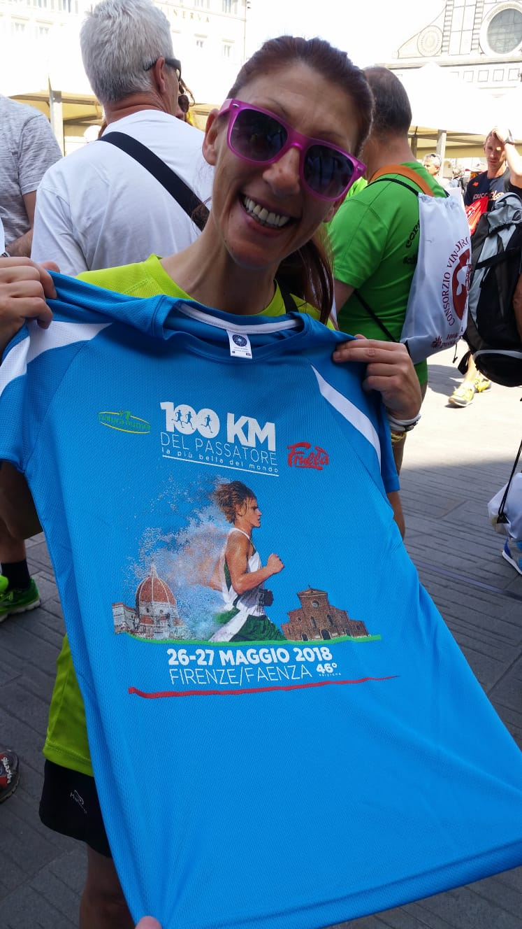 Tamara Bellettato - 100 KM Passatore 2018