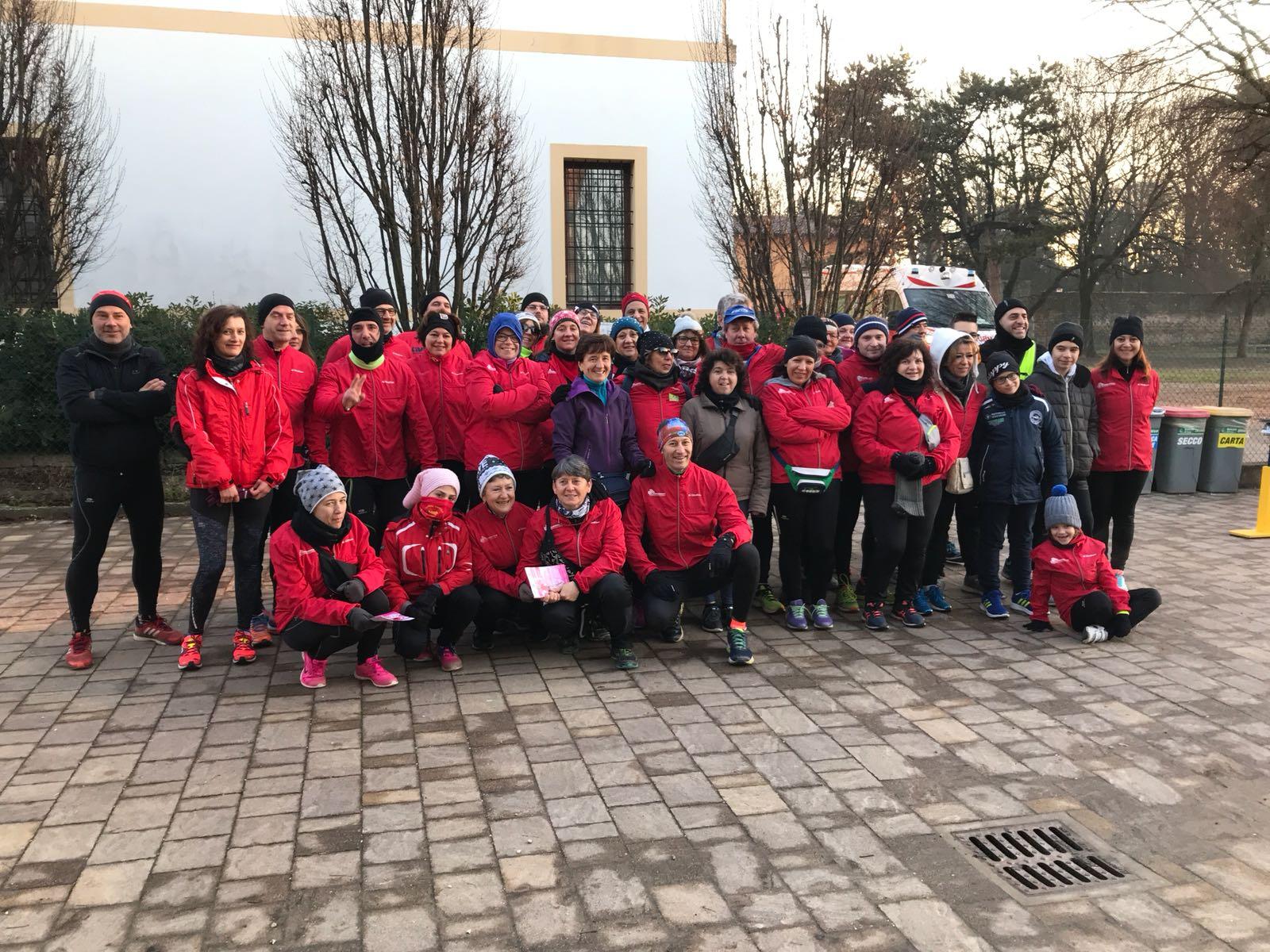 Bovolone - 38^ Marcia di San Biagio