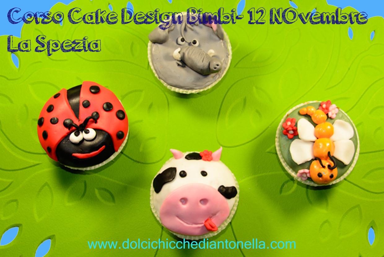 Cupcakes oggetto del corso per bimbi
