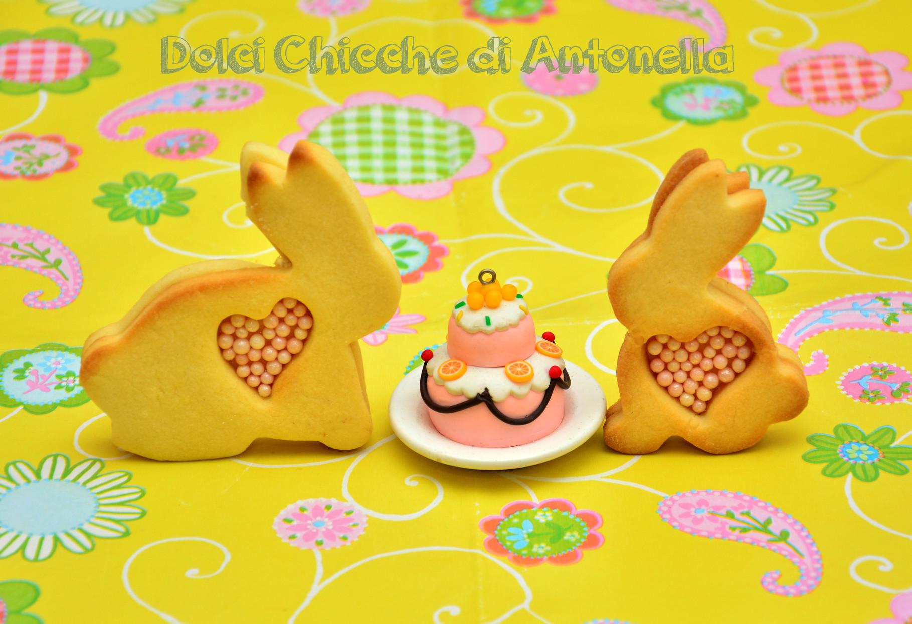 Mr&Mrs Bunny cookies