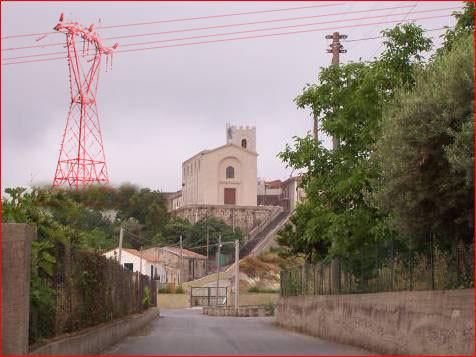 Serro  (Villafranca Tirrena) Fotomontaggio