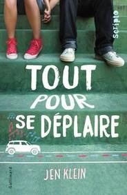 Gallimard jeunesse, 2017, 373 p. (Scripto), ISBN 978-2-07-507395-0
