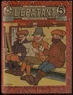 """L'illustré d'Hadrien, """"L'Epatant"""""""