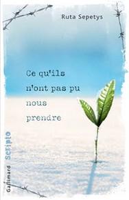 Gallimard jeunesse, 2015, 432 p. (pôle fiction)