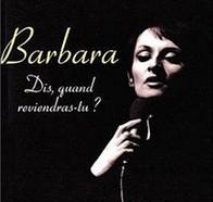 """""""(...) ce moment si triste et si doux à écouter la chanson de Barbara"""" (p.112)"""