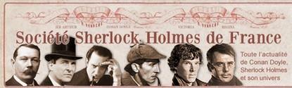 Pour tout savoir sur les oeuvres de Conan Doyle, pour retrouver les livres de référence ainsi que toutes les adaptions de son célèbre détective (films, séries, BD...)
