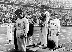 Marathon de Berlin, 1936 : extrait du film d'époque