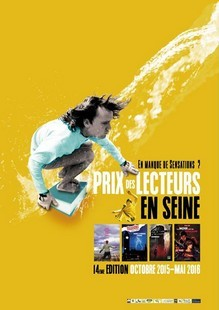 Le PLS est organisé par l'association Lire en Seine (76)