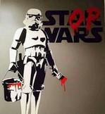 """""""Certaines œuvres de street art sont à couper le souffle. T'es-tu déjà retrouvé devant le travail de Banksy ?"""" (p.28)"""