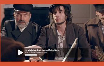 """La véritable histoire de Moby Dick"", 53 mn"