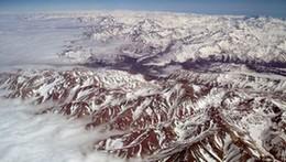 La cordillère des Andes (source: Wikipedia)