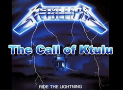 Metallica ♪ The call of Ktulu ♫