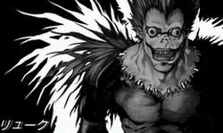 Ryûk, dieu de la mort