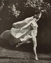 Isadora Duncan, par Arnold Genthe
