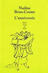 Ecole des loisirs, 2007, 63 p. (théâtre)