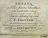 Beethoven ♪ Sonate à Kreutzer ♫