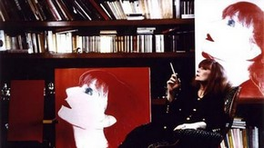 """""""Plusieurs artistes ont fait son portrait, notamment Andy Warhol"""" (p.100)"""