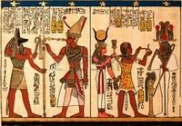 d'autres romans sur l'Egypte ancienne