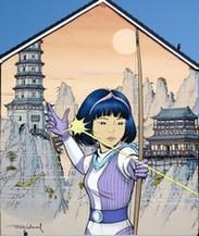 """""""(...) Yoko Tsuno, l'héroïne d'une vieille bande dessinée"""" (p.82)"""