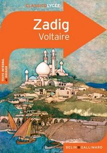 Belin/Gallimard, 2010, 160 p. (ClassicoLycée)