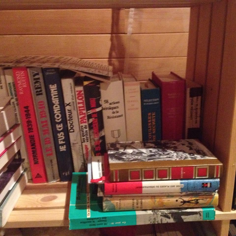 HISTOIRE : A saisir lot de 57 livres sur les guerres mondiales, batailles, personnalités de guerre pour CHF 210.-- !