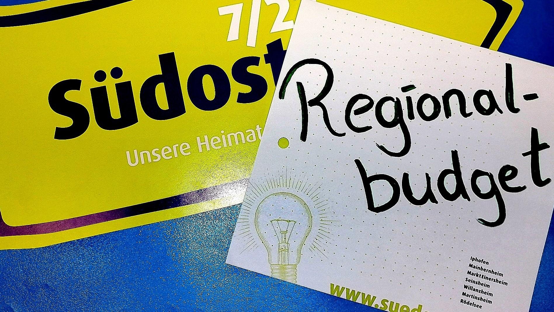 Regionalbudget