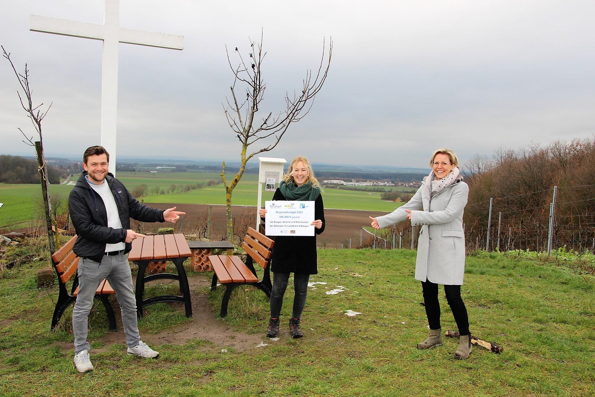 300.000€ für die Allianzen des Landkreis Kitzingen - Regionalbudget  2021